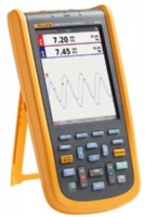 Industrial ScopeMeter Hand-Held Oscilloscope, 2 Channel, 40MHz, 40MS/s, with Bus Health