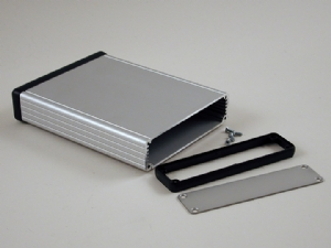 Enclosures - Extruded Aluminum with Metal End Panels