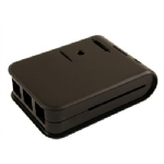 Raspberry Pi 3 B Enclosure - Black