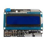 LCD Display and Keypad Shield - 16 x 2