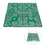 "SchmartBoard EZ Breakout Board - LFCSP 12/20/24-pin (0.5mm) and 16-pin (0.65mm) to 0.1"" Spacing, 2"" x 2"