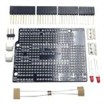 SchmartBoard EZ SOIC (0.65mm) Prototyping Shield for Arduino