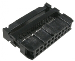 Ribbon Connector - 0.10in, 26-Position, Pkg/2