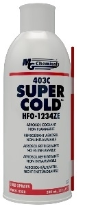 Super Cold Spray - HFO-1234ZE, 235g, 200mL