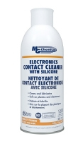 Contact Cleaner with Silicones - Aerosol, 340g