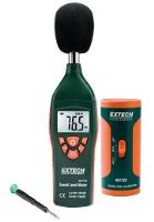 Low/High Range Sound Level Meter Kit with NIST