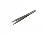 ESD Safe Tweezers 12 Sa-SMD  Micro Tip 45 degree Hook 120mm