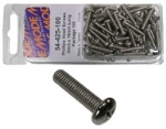 Metric Bolts - 2mm x 6mm, Pkg/100