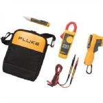 Clamp Meter / IR Thermometer / Non-contact Voltage Tester Kit