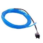 EL Wire 2.3mm, 3m Length - Blue