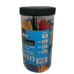 Cable Ties - 300pc Kit