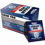 "Clean Pad - 91% Isopropyl Alcohol Wipes, 3x4"", 50/pkg"