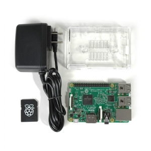 Raspberry Pi3 Model B - Starter Kit