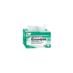 "KIMWIPES Delicate Task Wipes - Single Ply, 280 wipes per box, 4.4"" x 8.4"