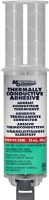 Thermal Conductive Adhesive, Slow Cure, Flowable, 25mL