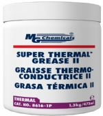 Super Thermal Grease II - Heat Transfer Compound, 1.3 kg, 1 pint Tub