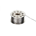 Stainless Steel Thin Conductive Thread - 2 ply - 23M/76 ft