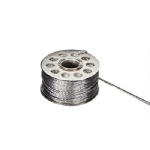 Stainless Steel Medium Conductive Thread - 3 ply - 18M/60ft