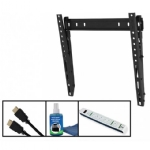 "TV Wall Mount Kit w/Tilt, for 26-55"" TV, 40kg (88lb)"