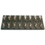 30mm 8-Fuse Holder Mounting Board