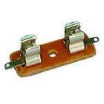 Fuse Block for 5mm X 20mm Fuses, Solder Lugs