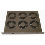 Rack Mount Fan Tray - 600 CFM 115V