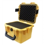 "Protective Case 1360 with foam, 11.8 x 9.8 x 8.4"", Yellow"