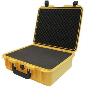 "Protective Case 1500 with foam, 16.9 x 15.0 x 6.1"", Yellow"