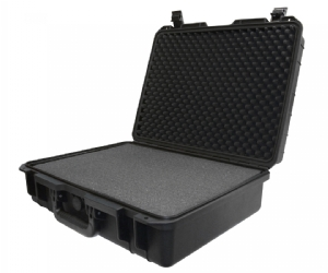 "Protective Case 2110 with foam, 20.3 x 16.3 x 7.9"", Black"