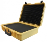 "Protective Case 2110 with foam, 20.3 x 16.3 x 7.9"", Yellow"