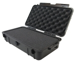 "Protective Case 800 with foam, 9.4 x 5.7 x 2.8"", Black"