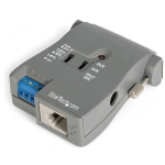 Bidirectional RS-232 to RS-422/485 Converter