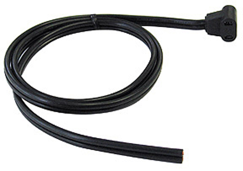 Fan Power Cord - Fan Plug To Wire Leads, 48""