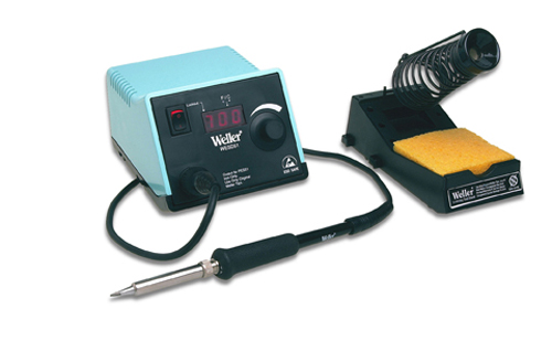 Variable Temp Soldering Station - 50W Iron, Digital