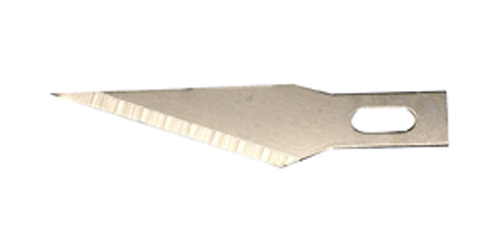 Fine Point Knife Blade for XN100 Knife, 5 Blades