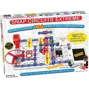 Snap Circuits Extreme - 750 Projects