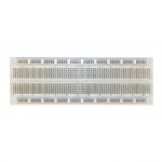 Breadboard, 830 Holes, 54x166mm - Clear