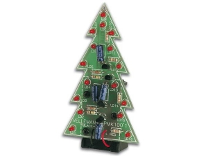 Electronic Christmas Tree Kit