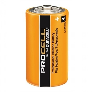 D Industrial Alkaline Battery, Box/12