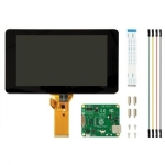"Raspberry Pi Display - 7"", Capacitive Multitouch"