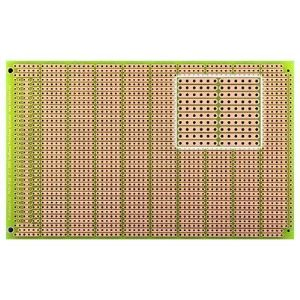 Protoboard, 6 Hole Strips, Size 3 (100x160mm)