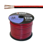 Low Voltage DC Power Cable, 18AWG, 100ft