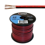 Low Voltage DC Power Cable, 22AWG, 100ft