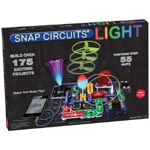 Snap Circuits LIGHT - 175 Light-Based Projects