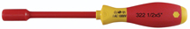 "insulated Cushion Grip Nut Driver 1/2"" X 125mm"