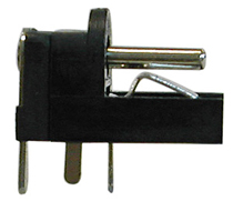PC Mount Jack - 1.3 X 3.5mm, Pkg/10