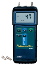 Heavy Duty Differential Pressure Manometer (29psi)