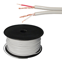 1 Conductor Shielded - 3.6mm OD, 300ft Roll