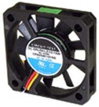 Fan 40 x 10mm, 5VDC, Ball Bearing