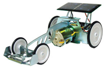 Solar Powered Solaracer Car Kit